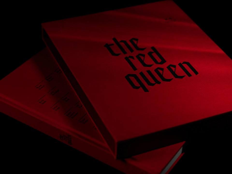 red queen catalogue MONA